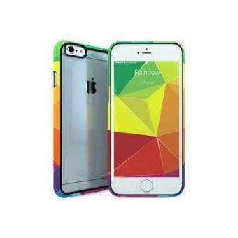 coque iphone 6 rainbow