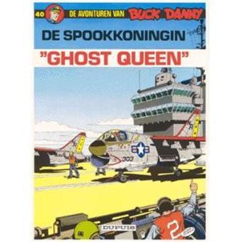 De Avonturen Van Buck DannyDe spookkoningin 'Ghost queen'