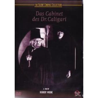 DAS CABINET DES DR CALIGARI-BILINGUE