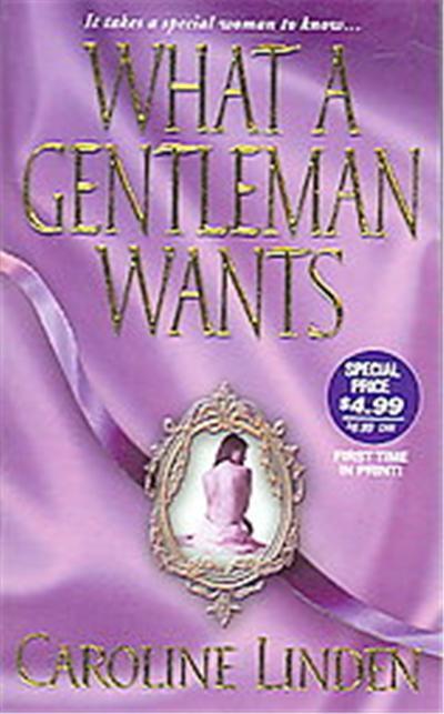 What a Gentleman Wants