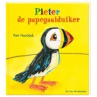 Een Vier Windstreken PrentenboekPieter de papegaaiduiker