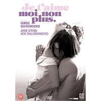 JE T'AIME MOI NON PLUS (DVD)IMP
