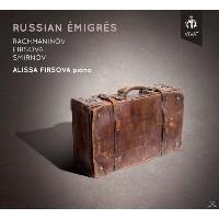 Russian émigres œuvres pour piano