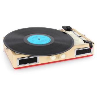 ricatech rtt33 platine vinyle enceintes st r o platine vinyle achat prix fnac. Black Bedroom Furniture Sets. Home Design Ideas