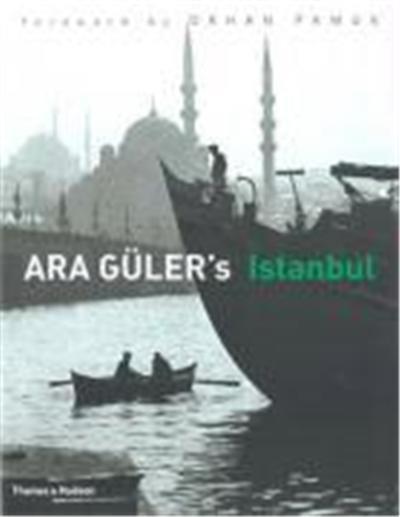 ara guler's istanbul /anglais