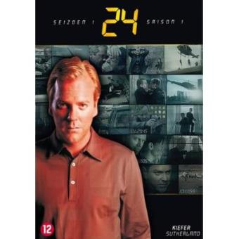 24: Season 1 Bluray Box