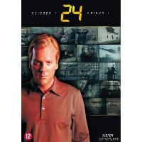 24: Season 1 Bluray Box