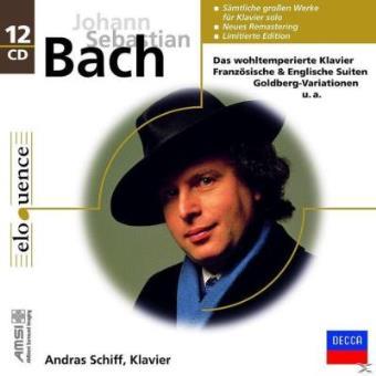 Sämtliche großen Werke für Klavier solo