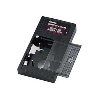 hama adaptateur de cassettes vid o vhs c vers vhs accessoire cam ra achat prix fnac. Black Bedroom Furniture Sets. Home Design Ideas