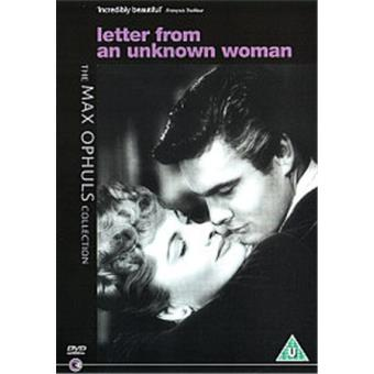 LETTER FROM AN UNKNOWN WOMAN/VO