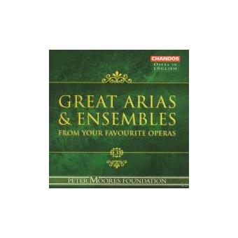 Great Arias & Ensembles