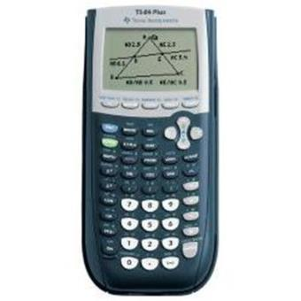 Calculatrice Graphique Texas TI-84+ GR-Link USB