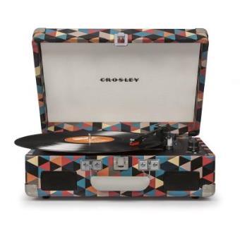 platine vinyl crosley cruiser ii triangle platine vinyle achat prix fnac. Black Bedroom Furniture Sets. Home Design Ideas