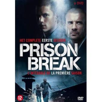 PRISON BREAK 1-6 DVD-BILINGUE