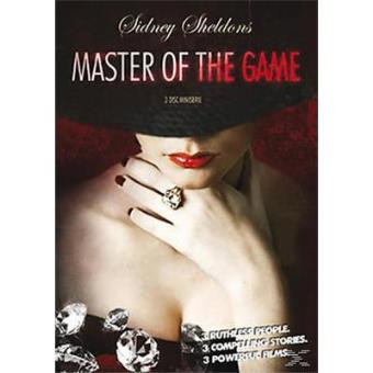 MASTER OF THE GAME-3 DVD-VN