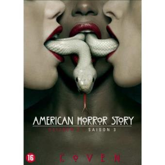 AMERICAN HORROR STORY COVEN 3-BILINGUE