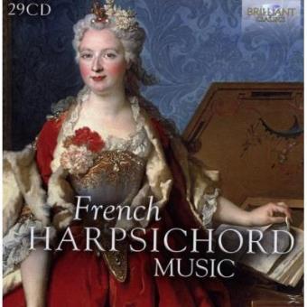 French Harpsichord Music