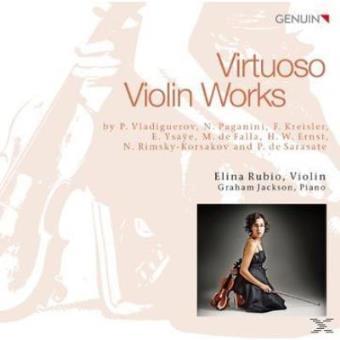 Virtuose Violinmusik