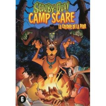 Scooby Doo - Camp Scare