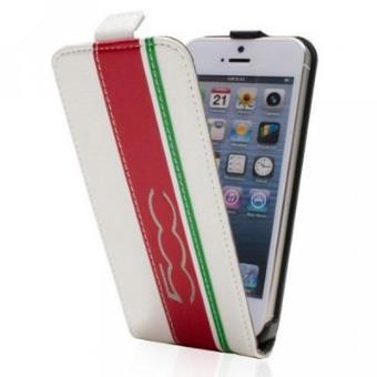 Etui A Rabat Apple IPhone 5 Fiat 500