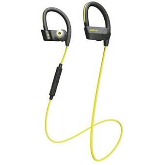 Jabra Sport Pace Bluetooth Headset - Yellow