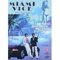 MIAMI VICE 1-COFFRET-8 DVD-VF