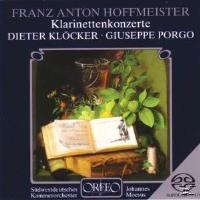 Franz Anton Hoffmeister: Klarinettenkonzerte [Hybrid SACD]