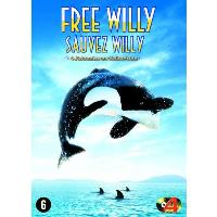 FREE WILLY 1-4-COLLECTION-BILINGUE