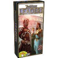 7 WONDERS - UITBREIDING - LEADERS
