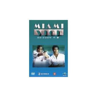MIAMI VICE 1-5-32 DVD-VO ST NL