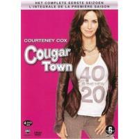 COUGAR TOWN 1-4 DVD-BILINGUE