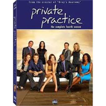 PRIVATE PRACTICE 4-6 DVD-BILINGUE