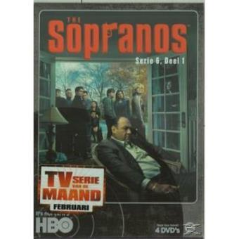 Sopranos - Seizoen 6 (Deel 1) (4DVD)