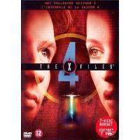X FILES RESTAGE 4/7 DVD/BILINGUE