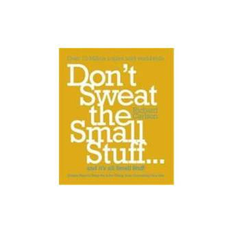 Dont Sweat The Small Stuff Ebook