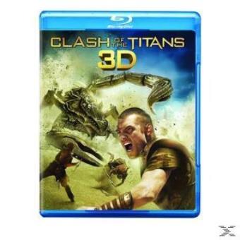 B-CLASH OF TITANS - CHOC TITANS 3D+2D /BIL