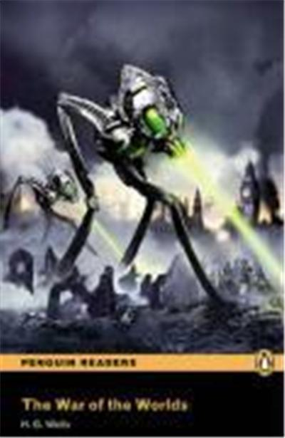 Penguin Readers Level 5 The War of the Worlds