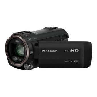 Panasonic HC-V770EG-K Camcorder Black