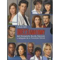 Grey's Anatomy - Seizoen 3 DVD-Box