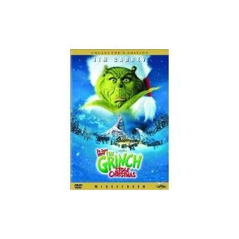 GRINCH (DVD) (IMP)