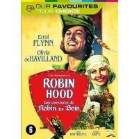 ADVENTURES OF ROBIN HOOD-AVENTURES DE ROBIN DE BOIS-BILINGUE
