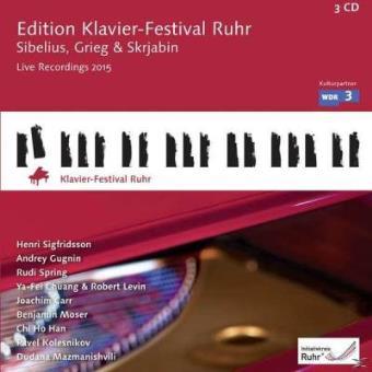 EDITION KLAVIER/3CD