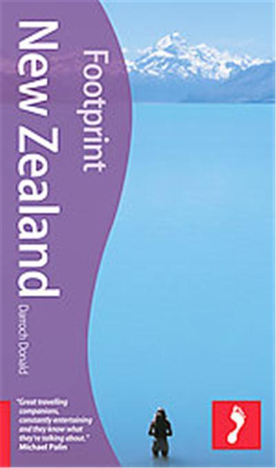 Footprint New Zealand, FOOTPRINT NEW ZEALAND HANDBOOK