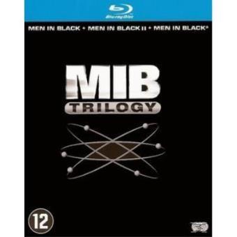 MEN IN BLACK TRILOGY (3 BD) (IMP)