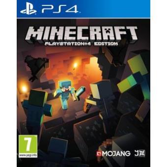 Minecraft MIX PS4