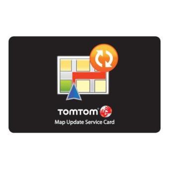 TOMTOM MAP UPDATE 1 YEAR (4 UPDATES)