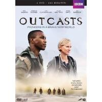 OUTCASTS 1-2 DVD-VN