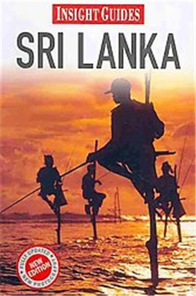 Insight Guides Sri Lanka, Insight Guides Sri Lanka