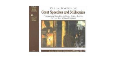 Great Speeches and Soliloquies