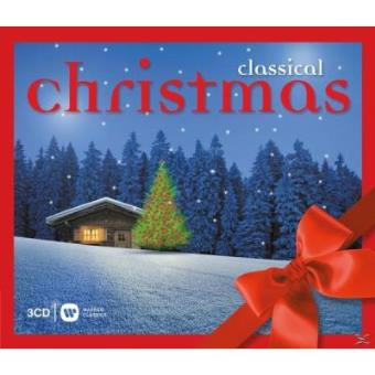 CLASSICAL CHRISTMAS/3CD